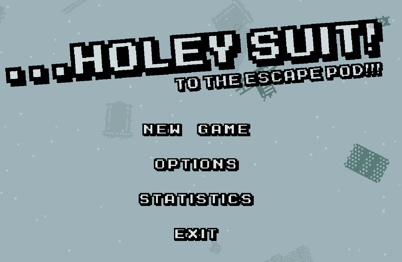 holey suit menu
