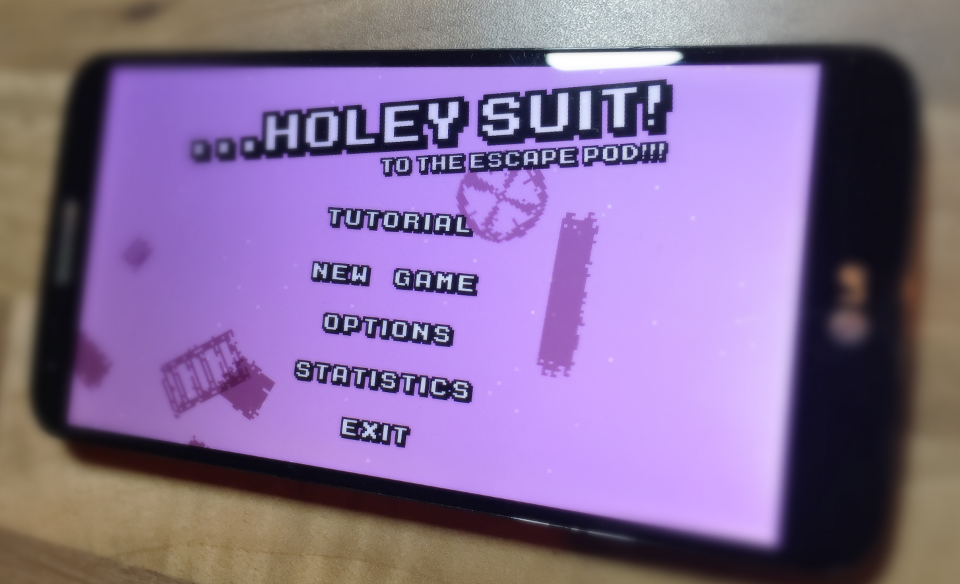 holey suit android port